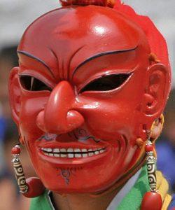 Bhutan tour with Paro festival